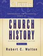 Chronological and Background Charts of Church History eBook