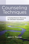 Counseling Techniques eBook