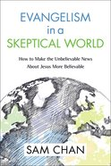 Evangelism in a Skeptical World eBook