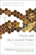 Christ and the Created Order eBook