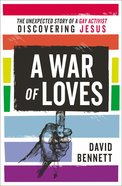 A War of Loves eBook
