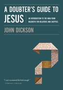A Doubter's Guide to Jesus eBook