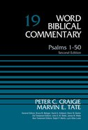 Psalms 1-50, Volume 19 (Word Biblical Commentary Series)