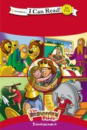 Heroes of the Bible - 5 Stories Plus Audio CD (My First I Can Read/beginner's Bible Series) eBook