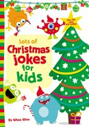 Lots of Christmas Jokes For Kids eBook
