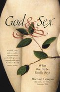 God and Sex eBook