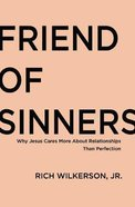 Friend of Sinners eBook
