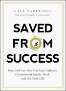 Saved From Success eBook