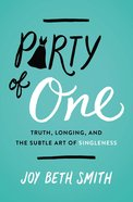 Party of One eBook