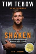Shaken: Discovering Your True Identity in the Midst of Life's Storms eBook