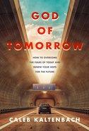 God of Tomorrow eBook