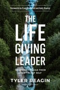 The Life-Giving Leader eBook