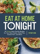 Eat At Home Tonight eBook