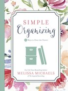 Simple Organizing eBook