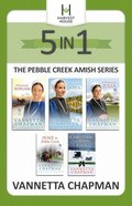The Pebble Creek Amish Series (3in1) (Pebble Creek Amish Series) eBook
