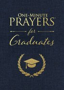 One-Minute Prayers For Graduates eBook