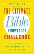The Ultimate Bible Knowledge Challenge eBook
