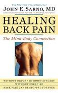 Healing Back Pain eBook