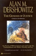 The Genesis of Justice eBook