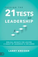 Passing the 21 Tests of Leadership eBook
