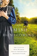 An Amish Homecoming eBook