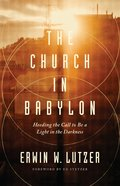 The Church in Babylon eBook