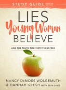 Lies Young Women Believe Study Guide eBook