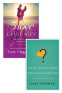 5 Love Languages, the and Things I Wish I'd Known Before We Got Married (Set) eBook