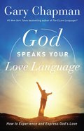 God Speaks Your Love Language eBook