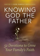 Knowing God the Father eBook