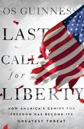 Last Call For Liberty eAudio