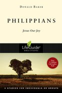 Philippians (Lifeguide Bible Study Series) eBook