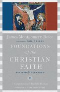 Foundations of the Christian Faith eBook