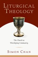 Liturgical Theology eBook