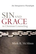 Sin and Grace in Christian Counseling eBook
