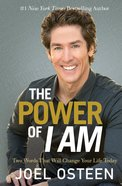 The Power of I Am eBook