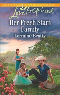 Her Fresh Start Family (Mississippi Hearts) (Love Inspired Series) Mass Market