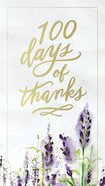 100 Days of Thanks eBook