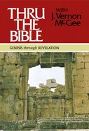 Thru the Bible (5 Vol Set) eBook