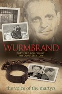 Wurmbrand eBook