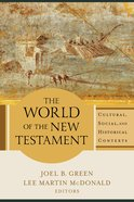 The World of the New Testament eBook