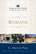 Romans (Teach The Text Commentary Series) eBook
