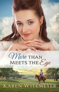 More Than Meets the Eye (#01 in A Patchwork Family Novel Series) eBook