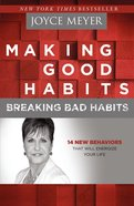 Making Good Habits, Breaking Bad Habits eBook