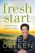 Fresh Start: The New You Begins Today eBook