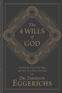 The 4 Wills of God eBook