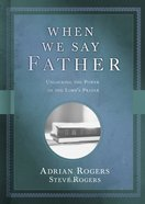 When We Say Father eBook