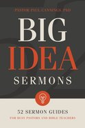 Big Idea Sermons eBook