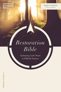 CSB Restoration Bible eBook