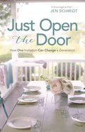 Just Open the Door eBook